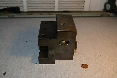 W2425 Tool Holder Block For Nakamura Tome Cnc Lathe Turning Center