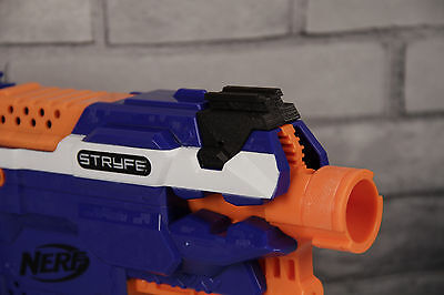3D Printed – Front Rail Adapter for Nerf Stryfe
