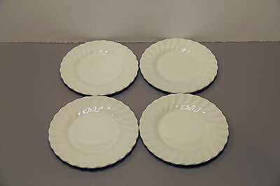 Four Olde Chelsea Bread and Butter Plates - Myott  Made in England