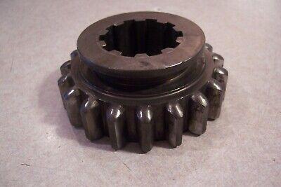 1960-69 CHEVY GMC C K 10 20 4X4 ROCKWELL T221 10 SPLINE 19 TOOTH LOW GEAR CLUTCH