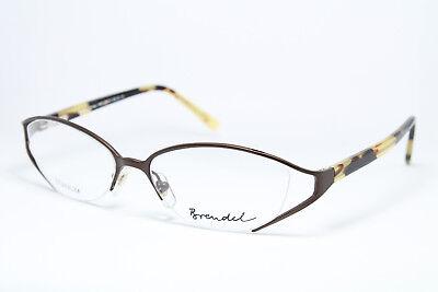 BRENDEL TITANIUM Original Brille Eyeglasses Gafas Ochiali Bril 908707-61 Oval