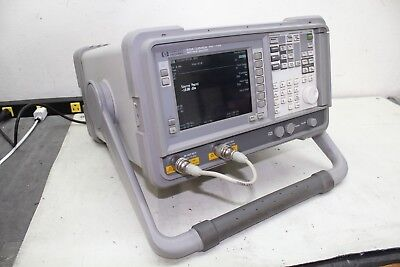 Agilent Hp E4411a Esa-l1500a Spectrum Analyzer W Tracking Generator Calibrated