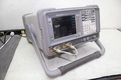 Agilent Hp E4411a Esa-l1500a Spectrum Analyzer W Tracking Generator Calibrated