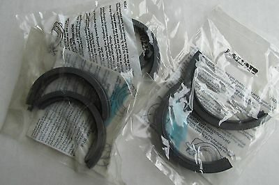 Lip Seal Crankshaft - CHEVY REAR MAIN CRANKSHAFT SEAL-SMALL BLOCK #501684 DOUBLE LIP-------  LOT OF 3