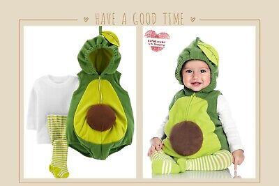 Carter Halloween Costumes (Carter's Baby Avocado Halloween Costume (6-24)