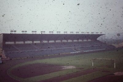 BORNHEIM GERMANY LARGE SOCCER STADIUM 1956 VINTAGE 35MM SLIDE