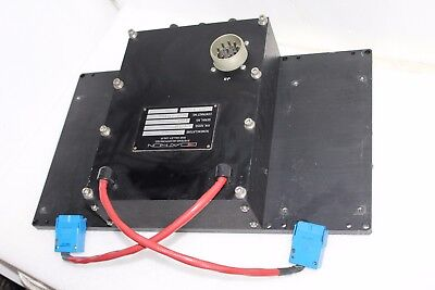 Datron Systems Incorporated Nomenclature Servo Amp Pn 32255 42303-1 Rev A