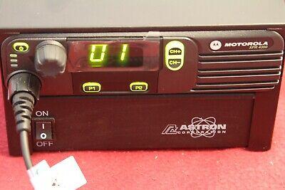 Xpr 4350 Digital Mobile Aam27jqc9la1an Vhf 25-40w W Astron Ss-18 Power Supply