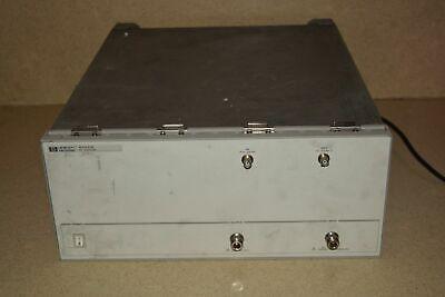 Hp Hewlett Packard 89431a Rf Section Signal Analyzer
