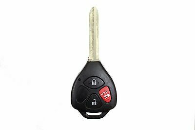 New Keyless Entry Remote Key Fob For a 2010 Toyota Yaris w/ 3 Buttons