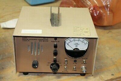 Eberline Radiation Monitor Model Rm-19