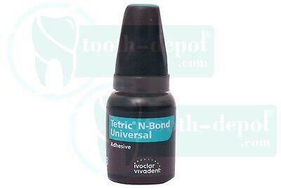 Ivoclar Vivadent Tetric N-bond Universal Dental Adhesive Bonding Agent 3 Gm Vial