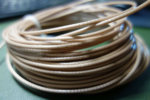 MIL-SPEC RG 178 50 OHM COAXIAL CABLE 100ft Length