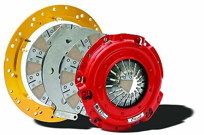 MCLEOD 6918-07 2007-2009 MUSTANG SHELBY GT500 5.4L 1000HP RXT TWIN DISC CLUTCH
