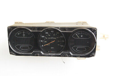 81-89 Dodge Ram Charger D150 Truck Gauge Cluster Speedometer Factory 57k AT