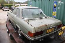 1979 Mercedes-Benz 450 Coupe West Gosford Gosford Area Preview