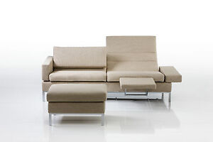 Sofa mit Funktion Tomo by Brühl NEU mit Rechnung