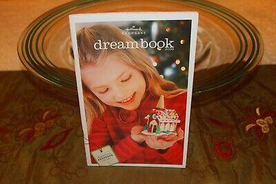 HALLMARK 2009 DREAM BOOK OF KEEPSAKE ORNAMENTS CATALOG