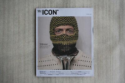 Mr. Icon Oktober 2018 Supplement der WELT und WELT AM SONNTAG