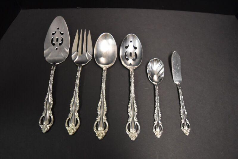 International Deepsilver Silverplate Countess pattern Dinner Fork USA 1