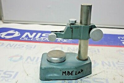 Mitutoyo 7002 Rectangular Base Indicator Transfer Stand