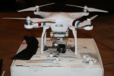 DJI Phantom 3 Standard Quadcopter Drone Nonpareil Condition