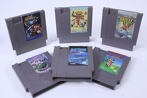 What to Look for When Buying Classic Nintendo Game Cartridges
