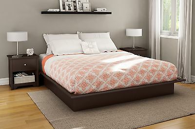 Platform Bed Frame Full Queen King Sizes ...