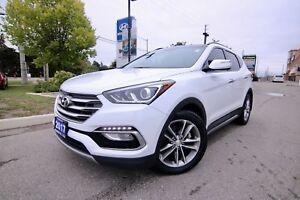 2017 Hyundai Santa Fe Sport 4DR SUV AWD 2.0T LIMITED COMPANY DEM