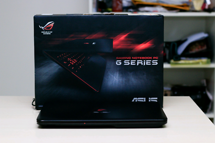 Asus Republic of Gamers (ROG) G551J Gaming Laptop