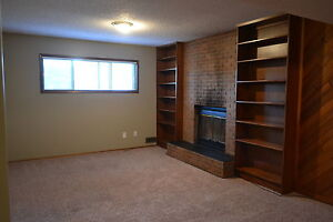 Cochrane Basement Suite available immediately Utilities Included