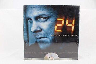 2006 Pressman 20th Century Fox 24 DVD Board Game New (Unopened)