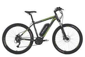 E-Bike MTB Hardtail 27,5