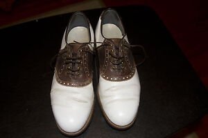 Footjoy Classic Leather Golf Shoes London Ontario image 3