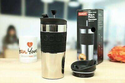 Bodum 1503 Ersatzglas Für Kaffeebereiter 0,35 Liter aus hitzebeständigem Glass