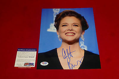 Annette Bening American Beauty Signed Psa Dna 8X10 Photo 2