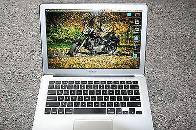 MacBook Air 13.3 Mid-2012 i7 2 GHz processor, 1TB SSD, 8GB mem, New Battery