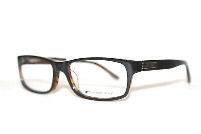 BRAND NEW OCTO FRAMES WHIPSAW BLACK TORTOISE RX UNISEX EYEGLASSES 55-16-140 (Octo Glasses)