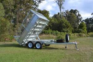 10x6 - 3 Way Tipping Trailer - 3.5ton or 4.5ton Available Smeaton Grange Camden Area Preview
