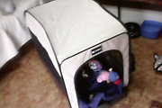 Canvas portable dog kennel. Cardwell Cassowary Coast Preview