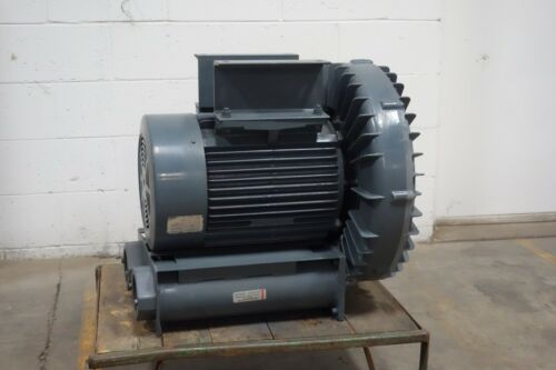 NEW Spencer VB-110-D Vortex Regenerative Blower 9KW 12hp 3PH 60HZ