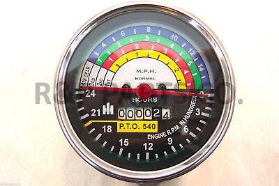Tachometer For International Ih 404 Utility 383088r91