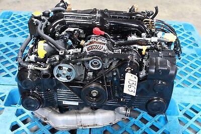 Subaru Impreza Engine Swap - 07-12 JDM Subaru Impreza WRX EJ20X Engine 2.0L Turbo AVCS Motor (ENGINE SWAP)