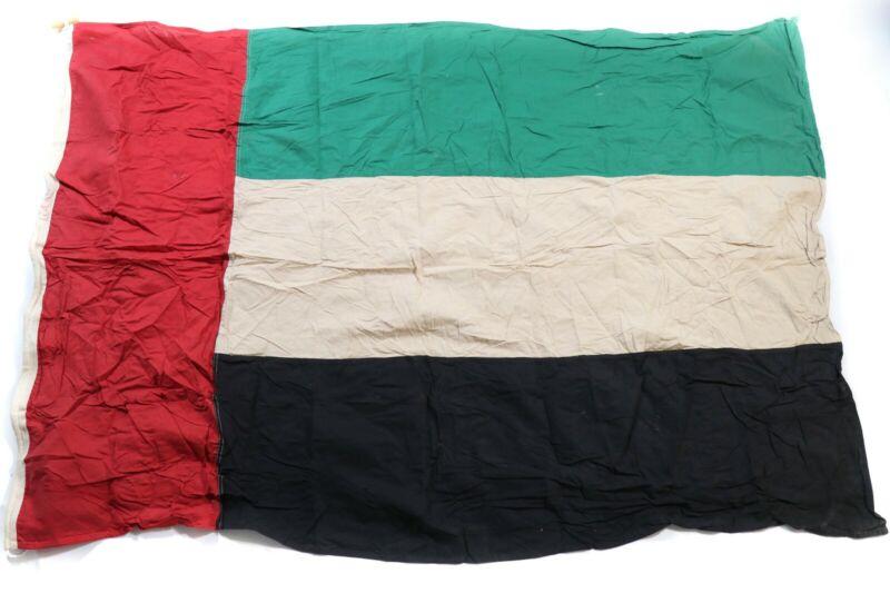 United Arab Emirates Cloth Flag (1991 Era)