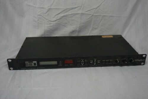 Digitech ISP 33B Intelligent Pitch Shifter Harmony Unit