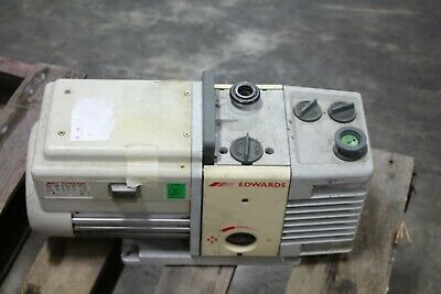 Edwards Rv3 Two Stage Rotary Vane Vacuum Pump