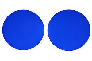 2x-Luce-sferica-LED-cambio-colore-50cm-LAMPADA-SFERA-GALLEGGIANTE-Batteria-FB