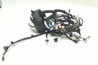 GENUINE PEUGEOT 107 CITROEN C1 MAIN ENGINE WIRING LOOM HARNESS FUSE BOX BOARD