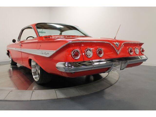 Imagen 1 de Chevrolet Impala red