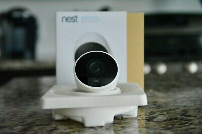 Nest Cam Outdoor Wireless WiFi Cloud Recording Security Camera